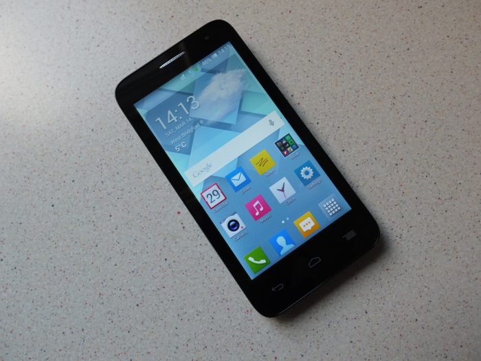 Alcatel Onetouch PopD5 Pic1