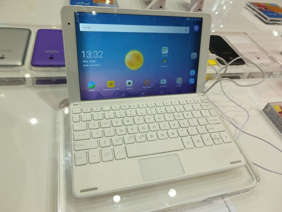 Alcatel Pop Tablet Pic2