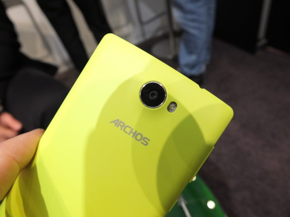 Archos 50 Diamond Pic9