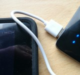 PowerpackXL Medium review   the one with lights on