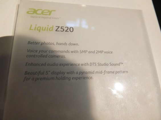 MWC Acer Devices pic30