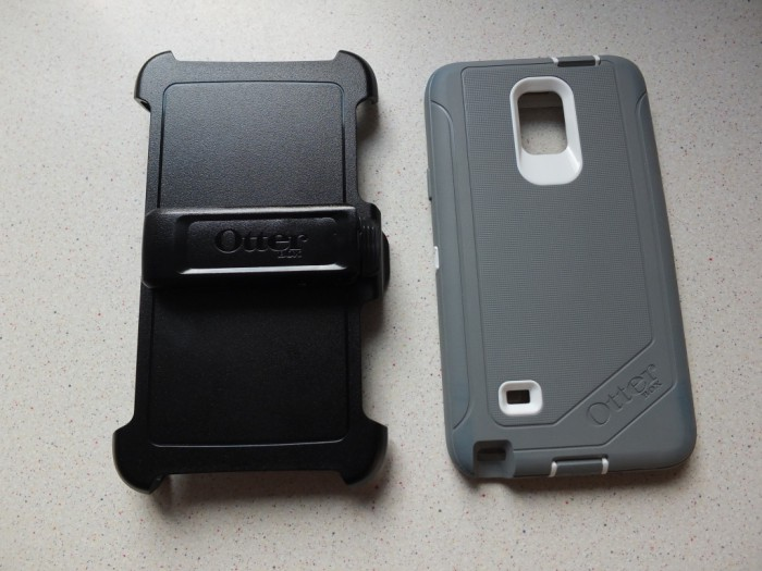 Otterbox Note 4 Defender Pic2