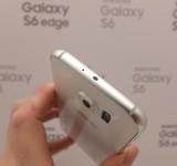 MWC   I finally got round to seeing the Samsung Galaxy S6 & S6 Edge