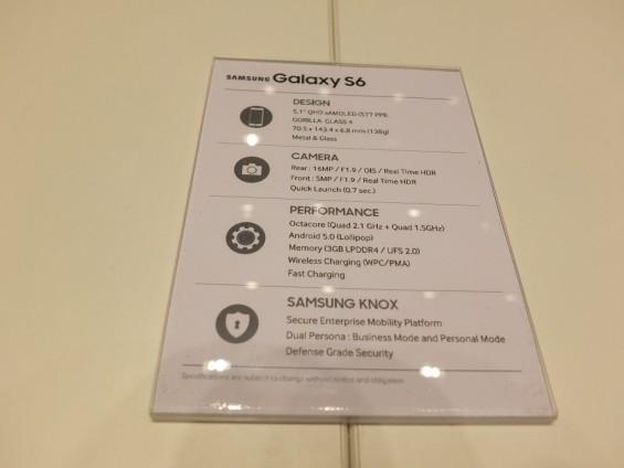 Samsung Galaxy S6 Pic16