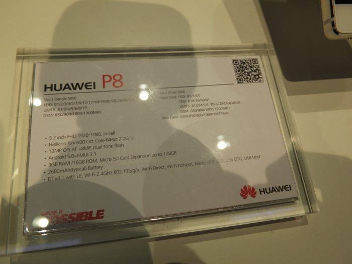 Huawei P8 Pic1