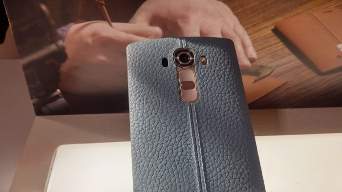 LG G4 Launch Hands On Pic10