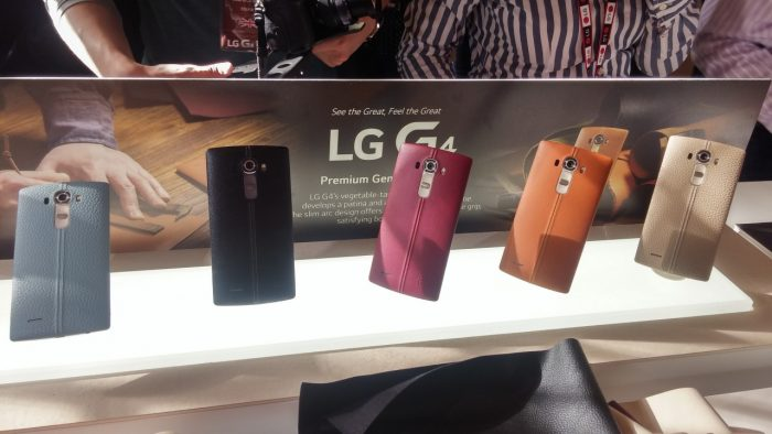 LG G4 Launch Hands On Pic7