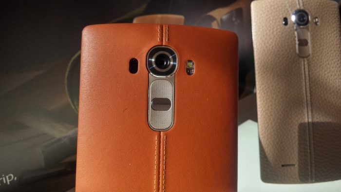 LG G4 Launch Hands On Pic9