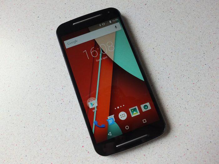 Motorola Moto G 4G 2015 Pic1