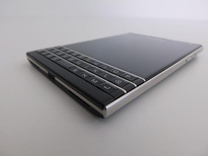 BlackBerry Passport   Initial Hands On