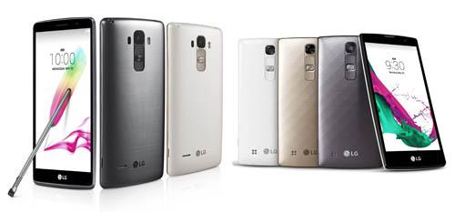 LG G4 Stylus & G4c 500