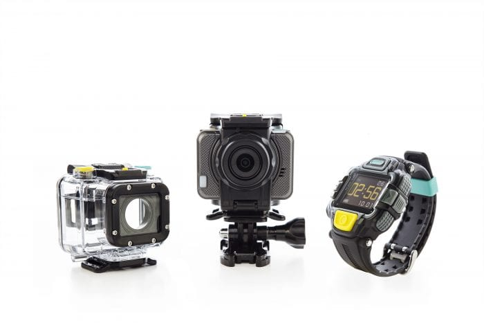 4GEE Action Cam & Accessories
