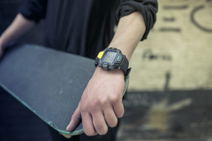 4GEE Action Cam   Skater & Viewfinder Watch