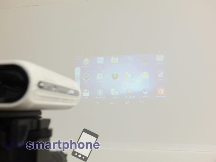 Touchjet Pond Projector Pic17