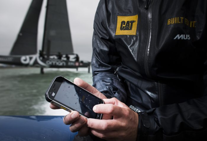 S40 11 sailing