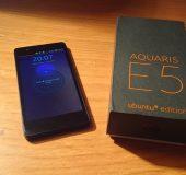 BQ Aquarius E5   Unboxing