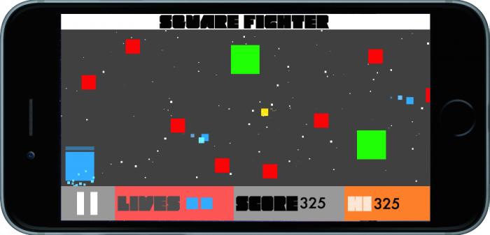 Squarefighter