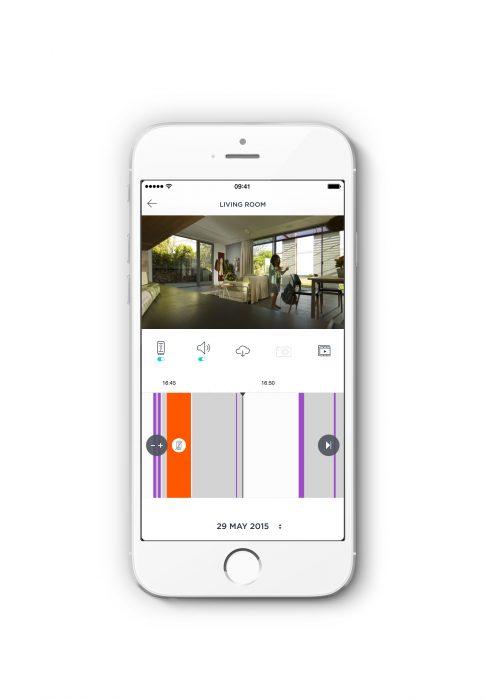 Myfox App Camera EN