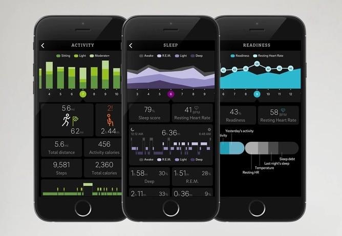 oura app