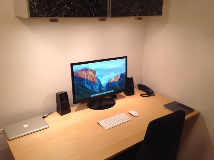 Gustafs Workspace