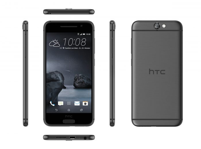 HTC One A9 Aero 6V CarbonGrey