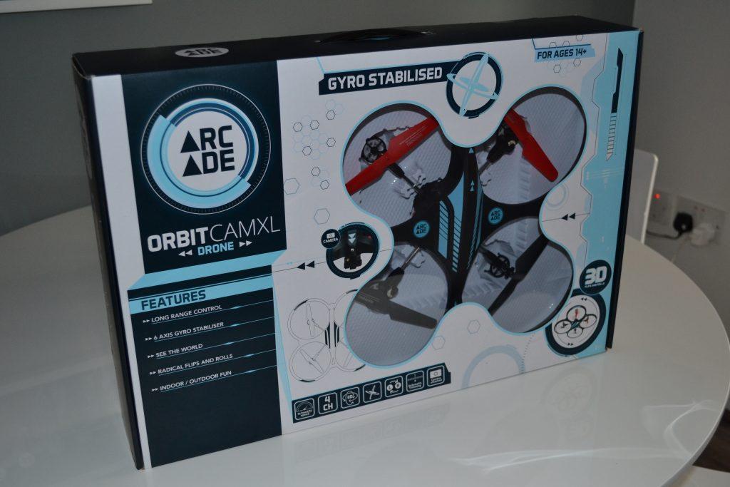 Arcade OrbitCAM XL Drone review