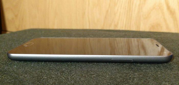 Meizu M2 Note Right