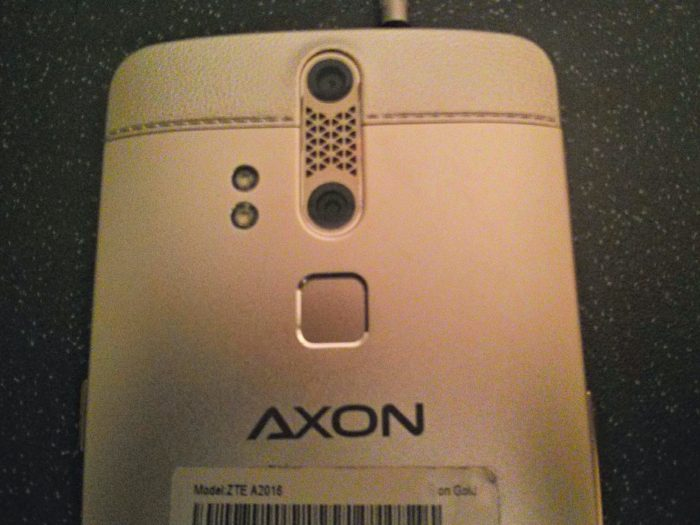 ZTE Axon Elite   Review