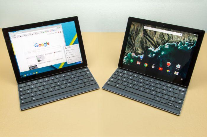 Chrome OS Pixel C 980x653
