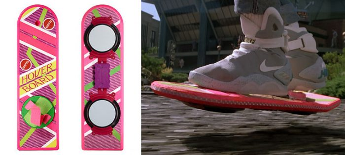 back to future hoverboard xl