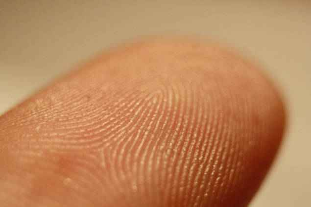 fingerprint scanner phone 635