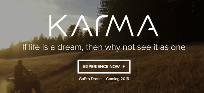 Karma Drone by GoPro