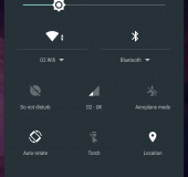 Using the Sony Android 6.0 Concept