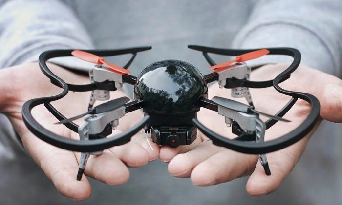 6. Micro Drone 3.0 close up