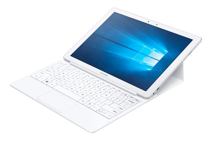 Galaxy TabPro S 007 Dynamic White