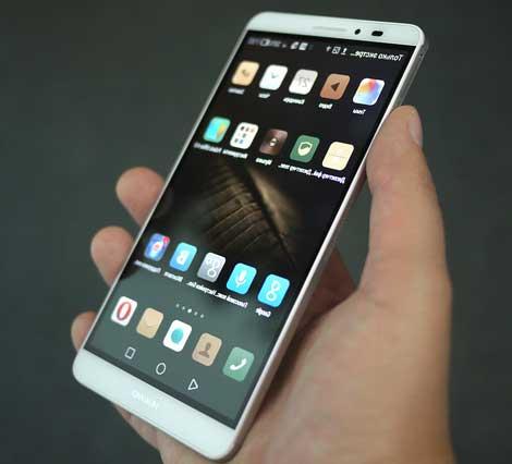 Huawei Nexus 6P vs. Huawei Mate 8