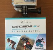 Kitvision Escape 4KW   A Review of the 4K Action Cam