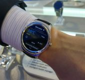MWC   Haier smartwatch with an Android twist