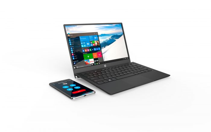 HP Elite x3 + HP Mobile Extender