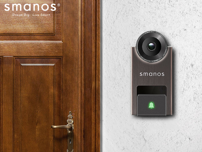 Copy of smanos Doorbell by Door 2
