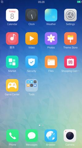 Color OS3