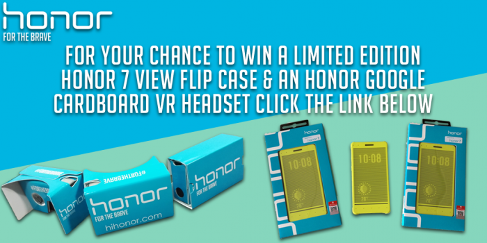 Honor Case VR Comp TW