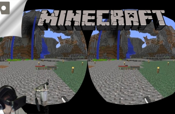 minecraft gets a gear vr edition released