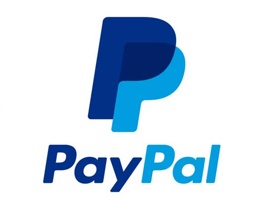 new paypal logo