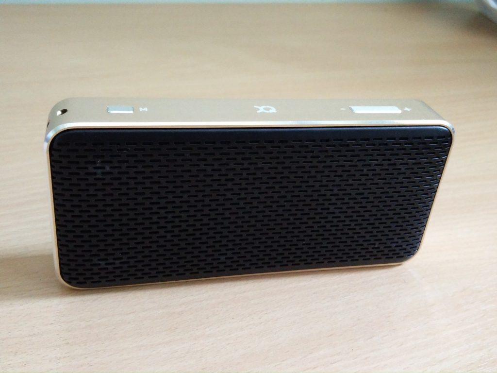 XQISIT XQ S20 Bluetooth Speaker   Review