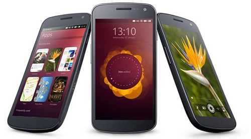 Meizu Pro 5 ubuntu smartphone