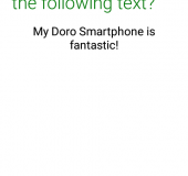 Doro 8030   Review