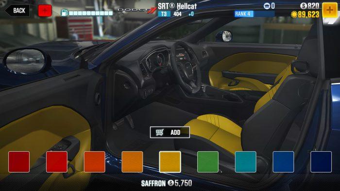 CSR2 Dodge Hellcat customization 02