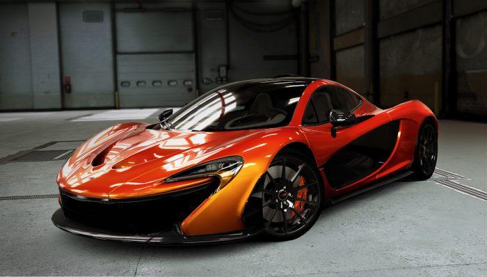 CSR Racing 2 McLarenP1 1300x740