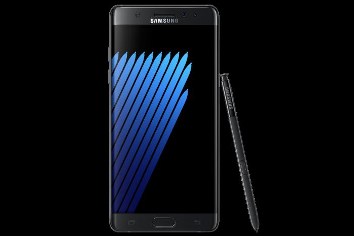 01 Galaxy Note7 black